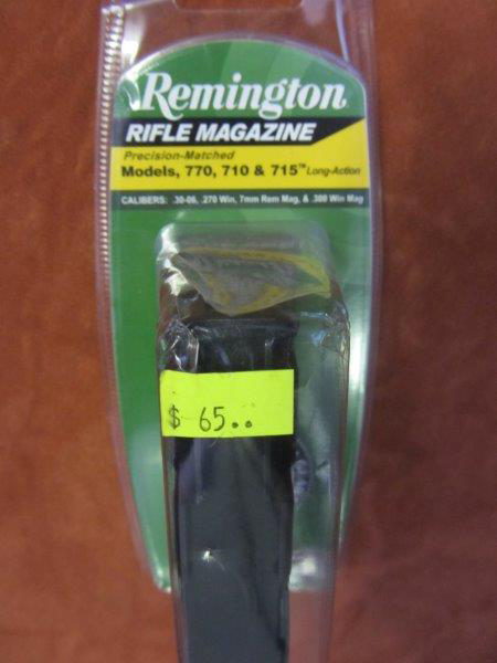 Remington 770 3 round 30-06/270 magazine