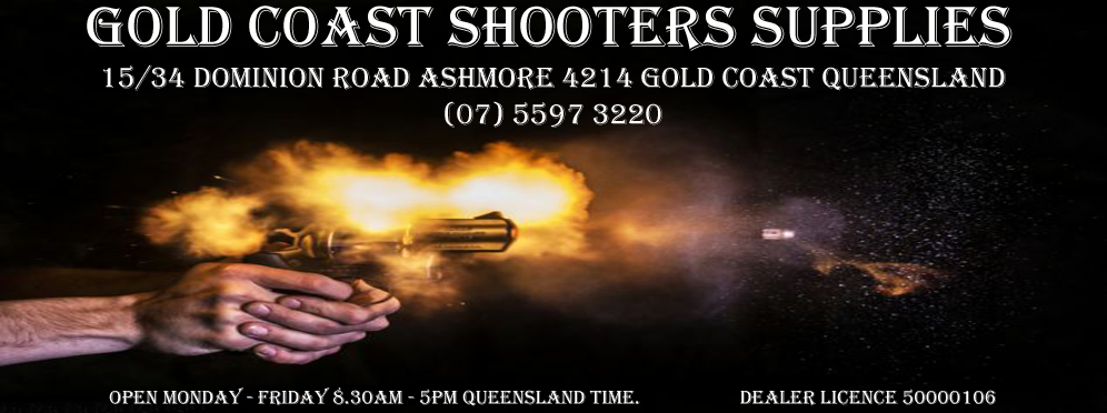 Gold Coast Shooters Supplies