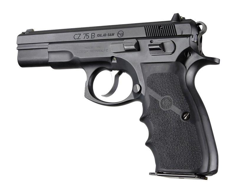 CZ75/TZ75 P-9 Rubber grip 75000