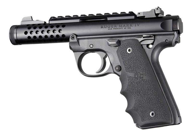 Ruger Mk 4 22/45 grips black ambidexterous 79080