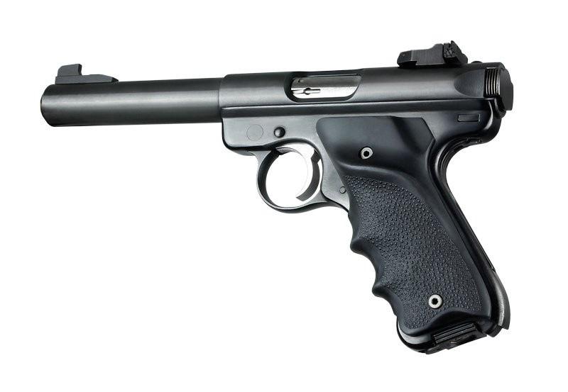 Ruger Mk 1-3 left hand grips black 82070