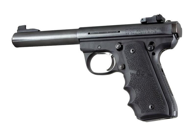 Ruger Mk 1-3 22/45 grips black 82080