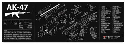 AK47 Tekmat Rifle Mat