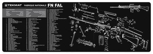 FN Fal Tekmat Rifle Mat