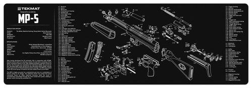 HK MP5 Tekmat Rifle Mat