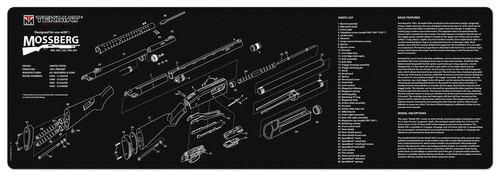 Mossberg Shotgun Tekmat