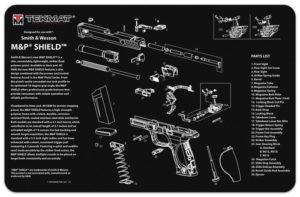 Handgun Mat