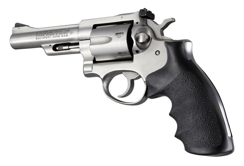 Ruger Security Six black Grip 87000