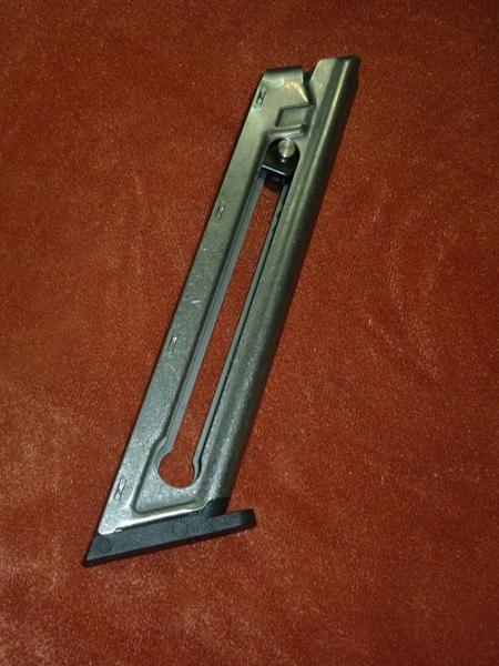 Beretta Neos 22LR 10 round stainless steel Magazine Triple K
