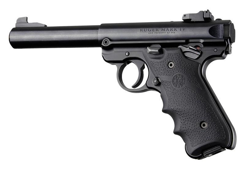 Ruger Mk 4 22 grip black ambi 79000