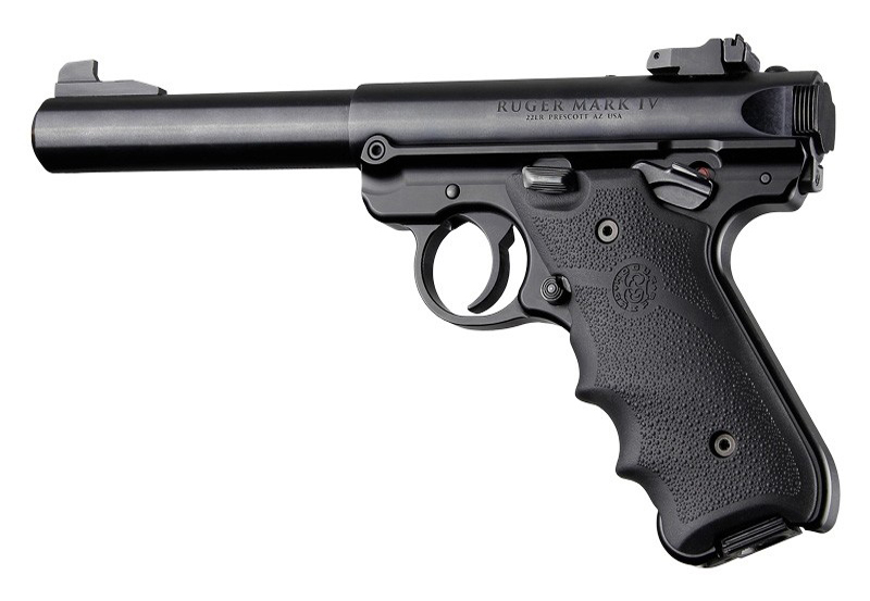 Ruger Mk 4 22 grip black ambidextrous 79000