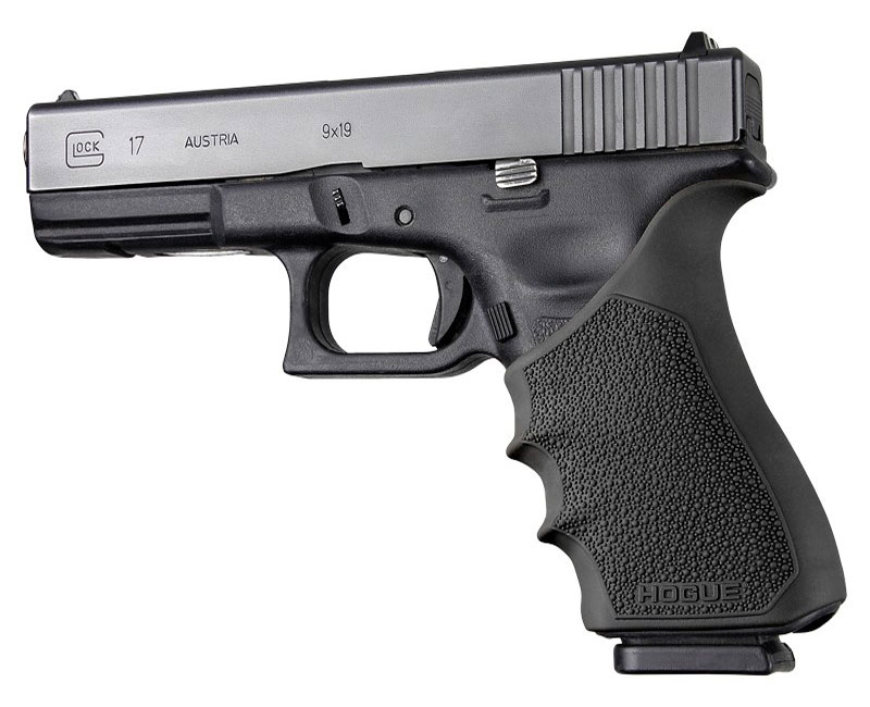 Glock 17 gen 3/4 handall with beavertail black 17030