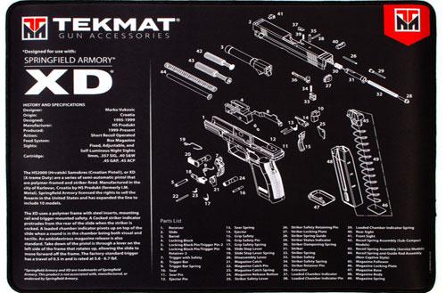 Springfield XD Ultra Mat