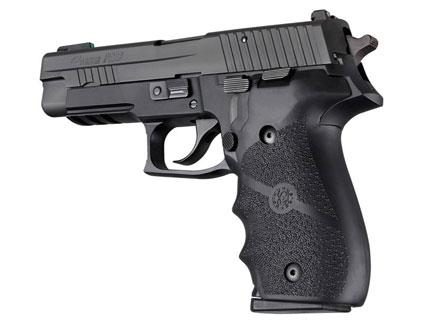 SIG SAUER P226 black grip
