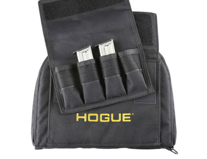 Hogue Medium Pistol Bag Black with mag pouches 59240