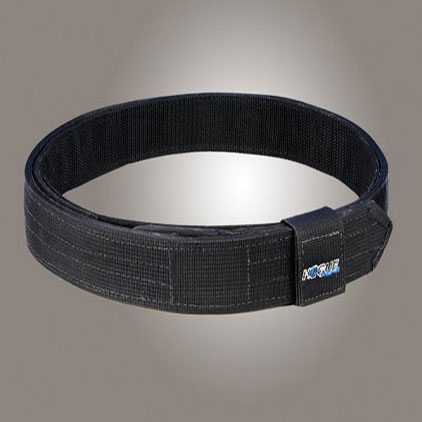 Hogue Gear 1.5″ Wide Waist Black Competition Velcro Inner and Outer Belt Set