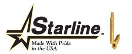 Starline Brass 308 WIN 50 pack