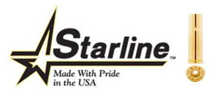 Starline Brass 32/20 100 pack