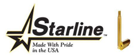 Starline Brass 223 HSM (Hornady) 100 Pack