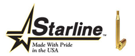 Starline Brass 260 REM 50 Pack