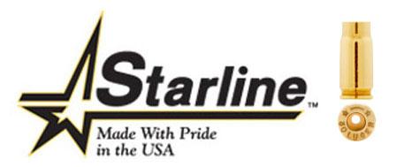 Starline Brass 30 Luger Hundred (100) Pack