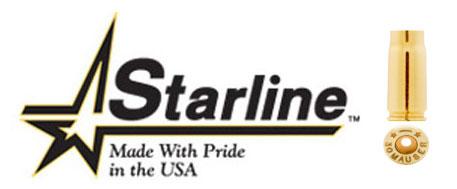 Starline Brass 30 Mauser Hundred (100) Pack