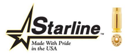 Starline Brass 357 Sig Hundred (100) Pack