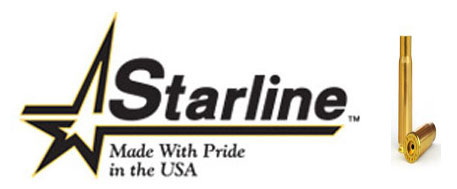 Starline Brass 358 Win Fifty (50) Pack