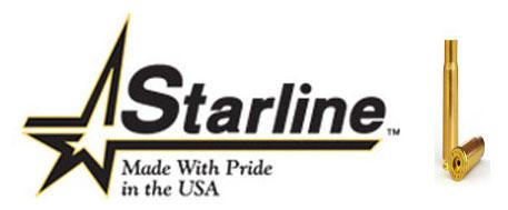Starline Brass 358 Win Fifty (50) Pack