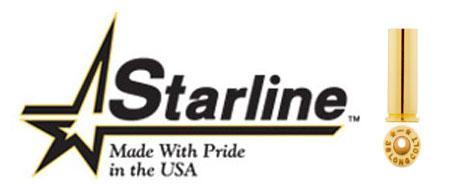 Starline Brass 38 Long Colt 100 Pack