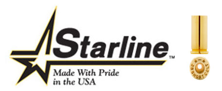 Starline Brass 38 Short Colt 100 Pack