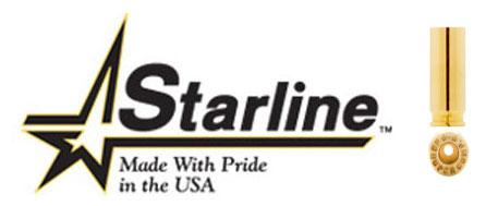 Starline Brass 38 Super Comp 100 Pack