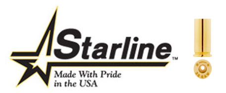 Starline Brass 38 Smith & Wesson 100 pack
