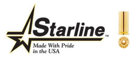Starline Brass 38SW Hundred (100) Pack