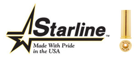 Starline Brass 44-40 Hundred (100) Pack