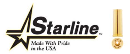 Starline Brass 44-40 Hundred (100) Pack