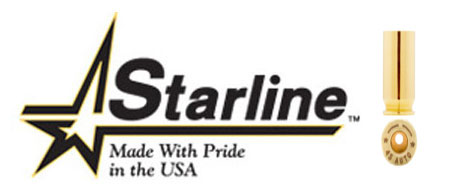 Starline Brass 45 Acp pack 100