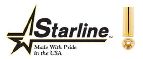 Starline Brass 45 Long Colt 100 Pack