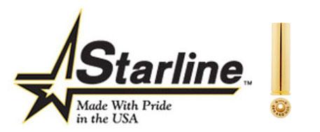 Starline Brass 460 SW Mag (50) Pack