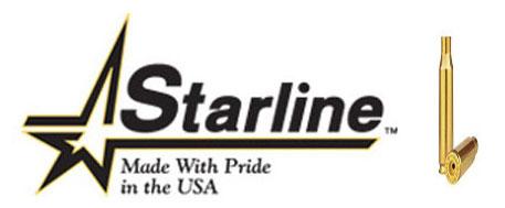 Starline Brass 7MM-08 Fifty (50) Pack