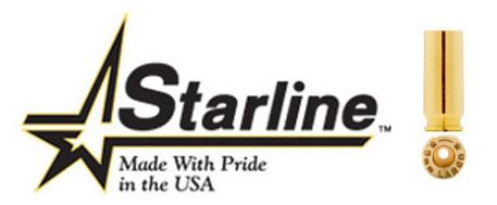 Starline Brass 9MM Largo 100 Pack