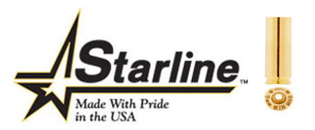 Starline Brass 9MM Win Mag 100 Pack