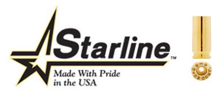 Starline Brass 9X23 Super Comp 100 Pack