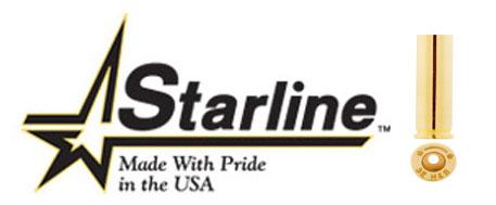 Starline Brass 32 H&R Magnum 100 pack