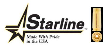 Starline Brass 7.62 x 25 Tokarev 100 Pack