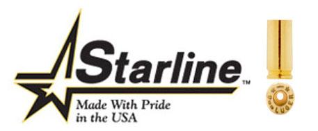 Starline Brass 9mm 100 pack