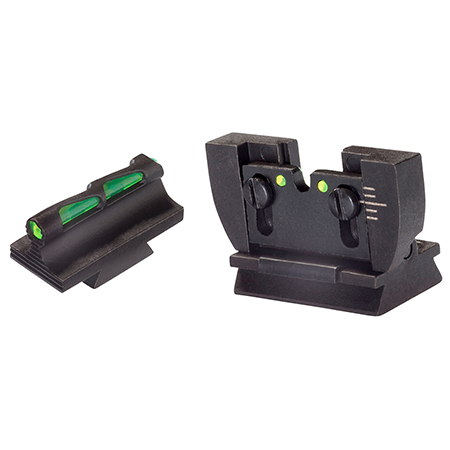 Ruger 10/22 HiViz front & rear sight combo