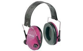 Smart Reloader Pink Electronic Earmuffs
